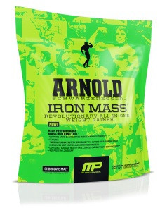 Гейнер MusclePharm Iron Mass (667 г)