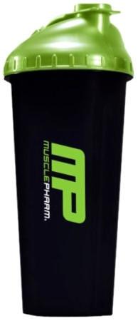 Шейкер MusclePharm Shaker Bottle (750 мл) (черный)