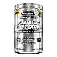 Глютамин MuscleTech Platinum 100% Glutamine (302 г)