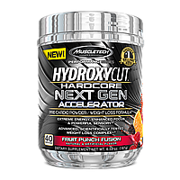 Жиросжигатель Muscletech Hydroxycut Hardcore Next Gen Accelerator 40 порц. (187 г)