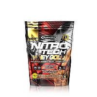 Протеин MuscleTech Nitro Tech (450 г)