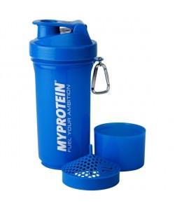 Шейкер Myprotein SmartShake Slim (Синее) (500 мл)