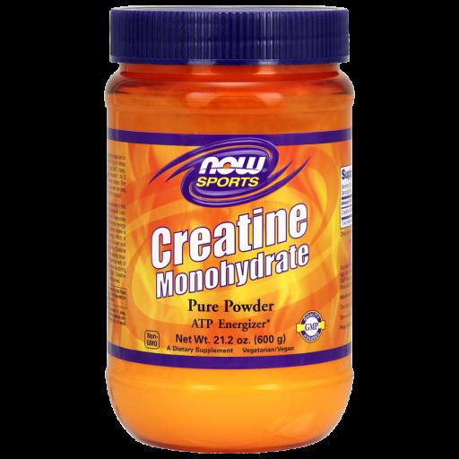 Креатин NOW Creatine Monohydrate (600 г)