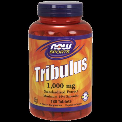 Трибулус NOW Tribulus 1000 mg (180 таб)