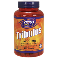 Трибулус NOW Tribulus 1000 mg (180 таб)