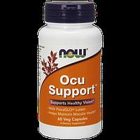 Витамины для глаз NOW Ocu Support (60 капс)