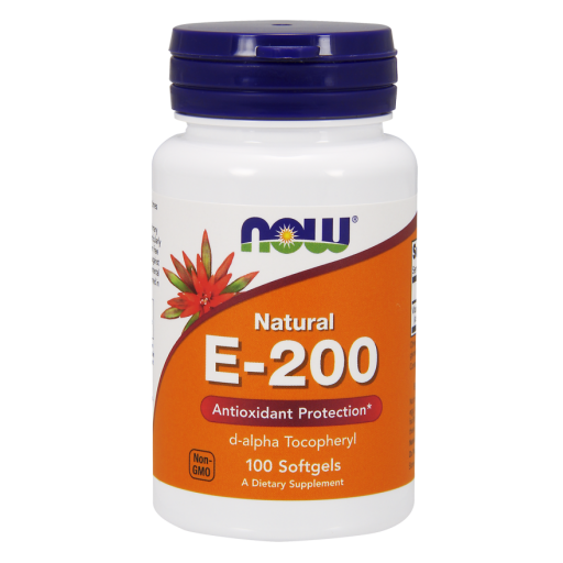Витаминно-минеральный комплекс NOW E-200 (100 порций) (100 капс)