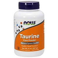 Аминокислоты NOW Foods Taurine Powder (227 г)