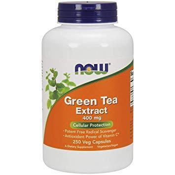 Комплекс с экстрактом зеленого чая NOW Green Tea Extract (250 капс)
