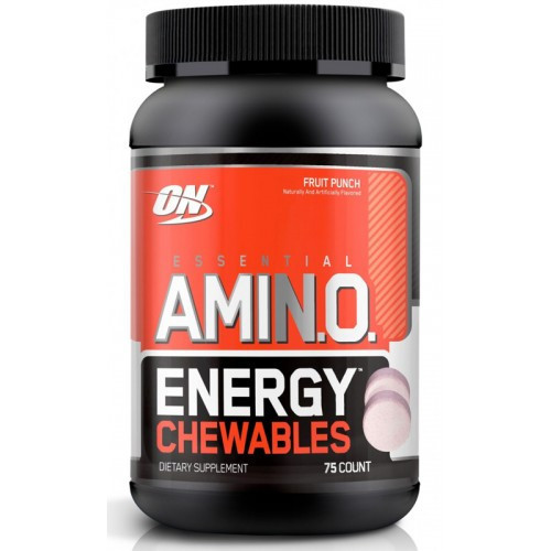 Аминокислоты Optimum Nutrition Amino Energy Chewables (75 таб)