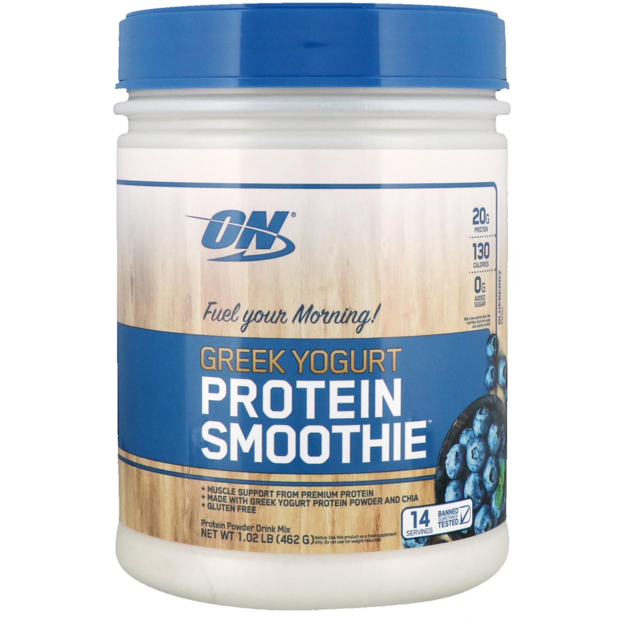 Протеин Optimum Nutrition Greek Yogurt 14 порц. (462 г)