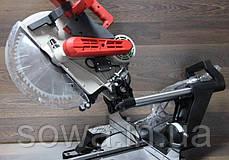 ✔️ Пила торцовочная, дисковая LEX LXCM212  Лазерный указатель , фото 2