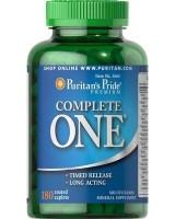 Витаминно-минеральный комплекс Puritan's Pride Complete ONE (60 капс)