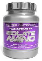 Аминокислоты Scitec Nutrition Isolate Amino (500 капс)