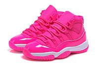 Женские баскетбольные кроссовки Air Jordan Retro 11 Pink