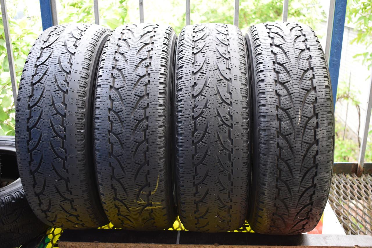 Шины б/у 195/65 R16С Pirelli Chrono Winter, комплект+пара