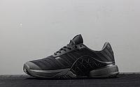 Мужские кроссовки Adidas Barricade 2018 BOOST Triple Black