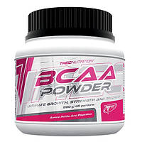 BCAA аминокислоты Trec nutrition BCAA Powder (200 г)