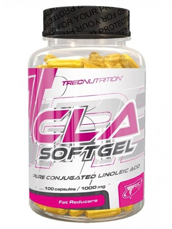 Жиросжигатель TREC nutrition CLA (100 капс)