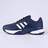 Мужские кроссовки Adidas Barricade 2018 BOOST Blue