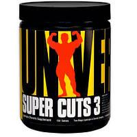 Жиросжигатель Universal Super Cuts 3 (130 таб)