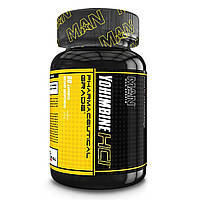 Жиросжигатель MAN Sports Yohimbine HCL (60 капс) (3 мг)