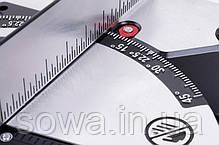 ✔️ Торцовочная пила - EURO CRAFT SM211, 2800 Вт, фото 2