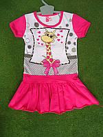 Платье - туника на девочку