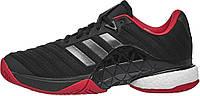 Мужские кроссовки Adidas Barricade 2018 BOOST Black Red