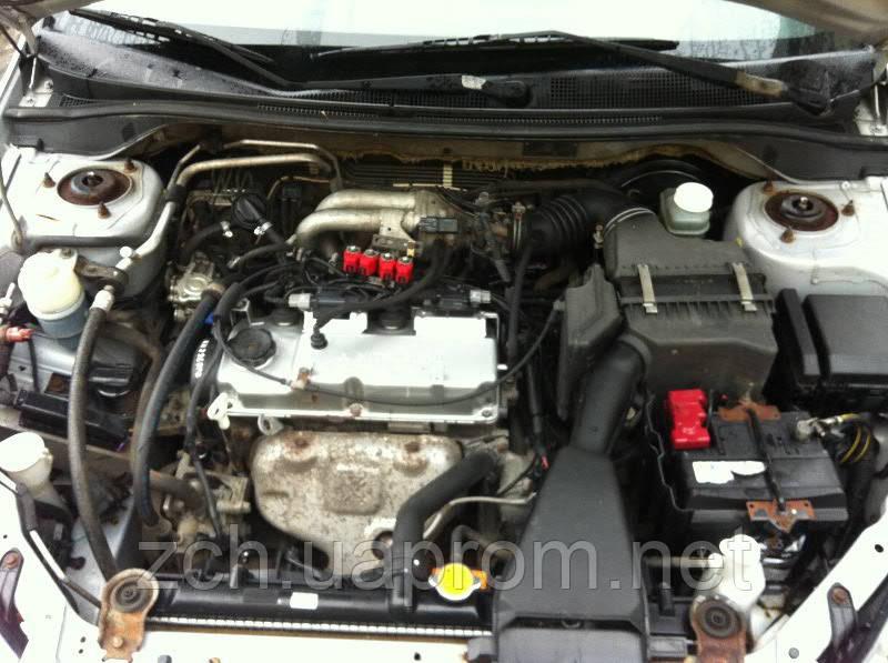 АКП 1.6 и 2.0 Mitsubishi Lancer