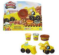 Набор, Play-Doh, Экскаватор, E4294