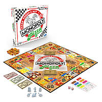 Монополия Пицца настольная игра E5798 Monopoly pizza Hasbro