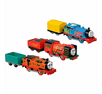 Набор паровозов Вокруг света Thomas & Friends  Around the World TrackMaster
