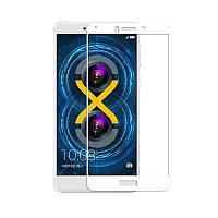 Защитное стекло Mocolo для Huawei Honor 6X Full Cover White (0.33 мм)