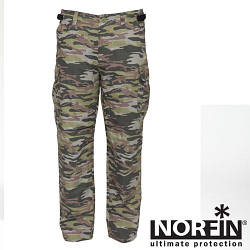 Брюки  NORFIN NATURE CAMO размер S