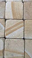 Бруківка з натурального камня