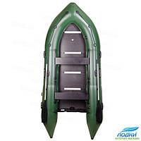 Моторная трехместная надувная лодка BARK BN 310S