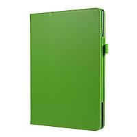 "Чехол книжка для Huawei MediaPad M5 lite 10.1"" TTX Leather Book Case  Зеленый"