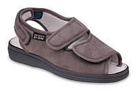 Сандалии диабетические, для проблемных ног диабетические, для проблемных ног мужские DrOrto 733 M 006 42