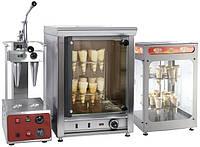 Оборудование для коно-пиццы: пресс-печь для приготовления, витрины тепловые и конвекционные печи. Рассрочка!