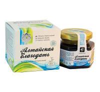 Алтайская благодать медово-растительный целебный бальзам 100 г Сашера-мед