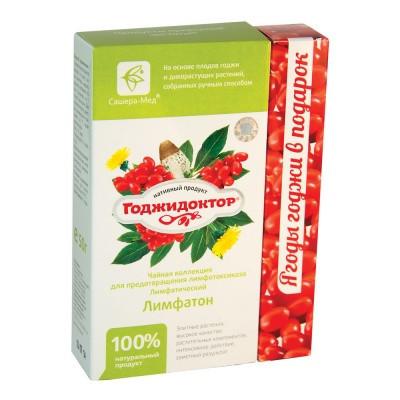 Лимфатон Годжидоктор чай для очищения лимфы 50 г Сашера мед