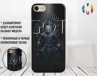 Силиконовый чехол для Huawei Honor 9 Lite (Game of Thrones 8)