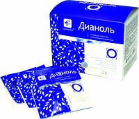 Дианоль при различных формах нарушения усвоения глюкозы 15 саше Сашера мед
