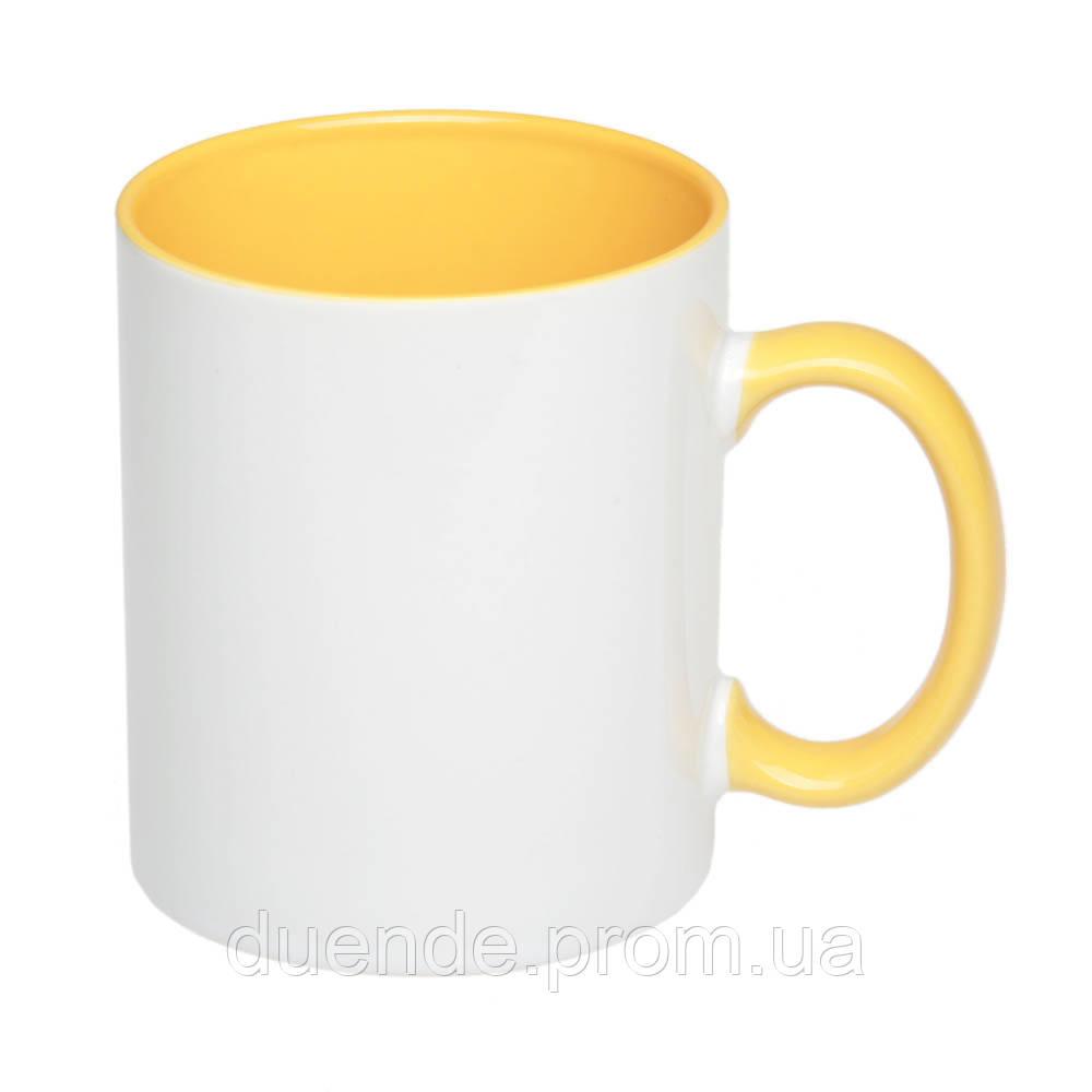 Керамическая чашка Том 310 мл., от 10 шт / su 881004