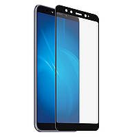 Защитное стекло 5D Full Glue для Xiaomi MI A2 / MI 6X Black (Screen Protector 0,3 мм)