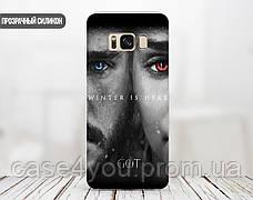 Силиконовый чехол для Samsung A730 Galaxy A8 Plus (2018) (Games of Thrones 8-11), фото 3