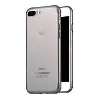 Чехол Hoco Light Series Frosted TPU для iPhone 7/8 Black