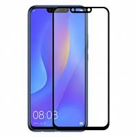 Защитное стекло Full Glue для Huawei P Smart Plus Black