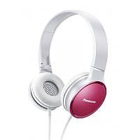 Наушники Panasonic RP-HF300GC-P Pink